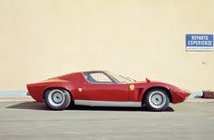 kahzu: 1970 Lamborghini Miura P400 Jota