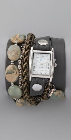 I love this wrap watch