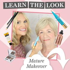 Click the image to master a few subtle makeup tweaks for a fresher, brighter and more lifted YOU!! ?? ✨✨