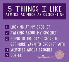 PINTEREST to find MORE crochet patterns!!! :-)
