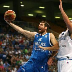«Στρατιώτης» της Εθνικής ο Καϊμακόγλου #mundobasket2014 #greece #hellas #basketball #nationalteam