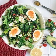 15 Light Lunch Recipes for a Healthier Week | The Everygirl