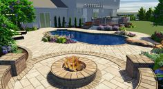 landscape lighting design long island