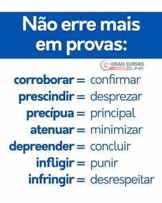 Build Your Brazilian Portuguese Vocabulary Portuguese Grammar, Learn To Speak Portuguese, Learn Brazilian Portuguese, Portuguese Lessons, Portuguese Language, Learn Spanish, Common Quotes, Study Organization, Study Planner