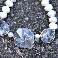 Pearl Bracelet | Marquin Designs #bridal