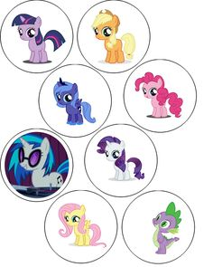 My+Little+Pony+crafts+kids+little+girls+bronies+brony+fillies+buttons+badge+jpeg.jpg 1,280×1,600 pixels