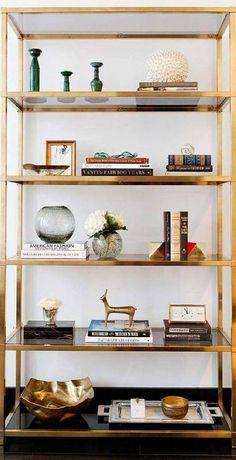 How To Decorate Shelves: 57 Best Shelfies | Domino