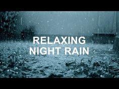 Relaxing Rain and Thunder Sounds, Fall Asleep Faster, Beat Insomnia, Sleep Music, Relaxation Sounds Relaxing Rain Sounds, Rain Sounds For Sleeping, Calming Sounds, Nature Sounds, Relaxing Music, Calming Music, Rain And Thunder Sounds, Rain Sleep, City Rain