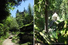 Die Raumfee: Felsenlabyrinth Luisenburg bei Wunsiedel, Fichtelgebirge