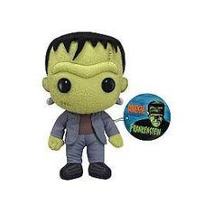 Goth Shopaholic: Funko's Cute Plush Monster Toys