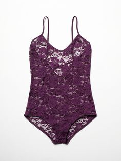 Intimately Lace Bodysuit at Free People Clothing Boutique