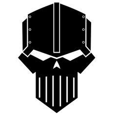 Warhammer icons and art Warhammer Art, Warhammer 40000, Cool Symbols, Iron Man Helmet, Welding Helmet, Shield Design, New Shape, More Icon, Dark Fantasy