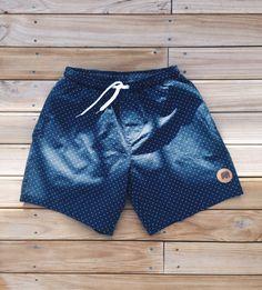 Trendsplant Polka Dots Walk Shorts - Swimwear 2014 - www.trendsplant.com