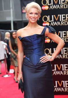 hannah waddingham Picture 2 - The Olivier Awards 2013 - Arrivals Female Images, Celebrity Pictures, Female Characters, Role Models, Character Inspiration, Awards, Singer, Actresses, Formal Dresses