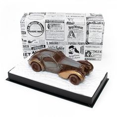 #Chocolate #car #Bugatti #Atlantic 1936 g. #angelinachocolate