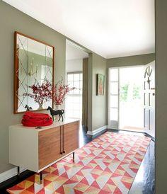 Entry Carpet.