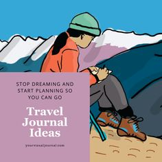 If your heart is drawn to exploration, start your travel journal. This post dives deep into travel journal ideas so you can plan and go! Bullet Journal Hacks, Leather Bound Books, Travel Memories, Travelogue, Travel Gifts, Plan Your Trip, Travelers Notebook, Inspirational Gifts, Travel Inspiration