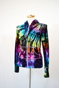 Hey, I found this really awesome Etsy listing at http://www.etsy.com/listing/175709921/tie-dye-hoodie-hippie-clothes-bohemian