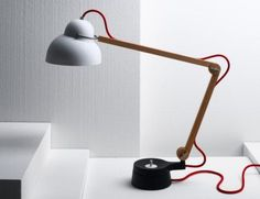 Studioilse w084t Lamp by Ilse Crawford — Maxwell's Daily Find 07.24.11