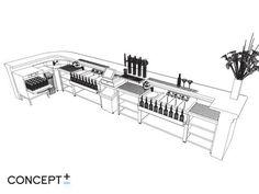 Series 5 Modular Underbar | Concept