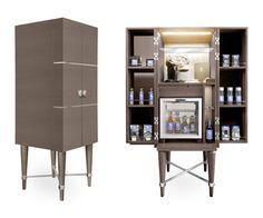 Morpheus Minibar Cabinet - Interna