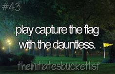 I love everything about Dauntless