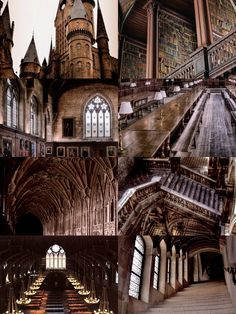Wizarding Schools      Hogwarts