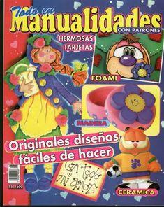 revistas de manualidades gratis foami - <datvara:blog.title></datvara:blog.title>
