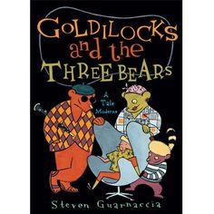 Goldilocks and the Three Bears - Hardcover Book