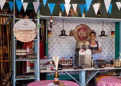 Evento gratuito leva gastronomia alemã para a Praça da Assembleia