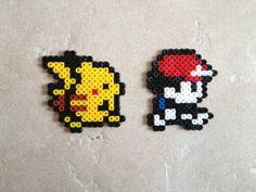 Pokemon Yellow - Red and Pikachu Set