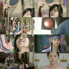 Taehyungs character Hansung Introduction in Hwarang Episode 3: He is oblivious when he's focused on something. He is curious and smiles alot. His hyung Dansae is always watching over him. They have the same father however Hansung and his brother are in different ranks because Dansae's mother was a servant. Hansung is a true bone while Dansae is a half-bred.. interesting.. ❤ #BTS #방탄소년단