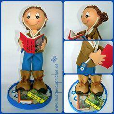 Fofucha con rastas - Alex, una amante de la lectura y la buena música.