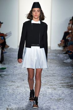 Public School Spring 2015 Ready-to-Wear Fashion Show - Steffy Argelich