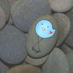Top 50 des plus belles pierres peintes...Un vrai travail de génie !