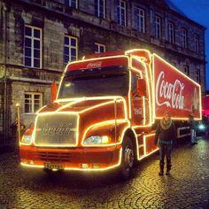 Coca Cola Truck, Maastricht, Zuid-Limburg. Coca Cola Christmas, Branding, Trucks, In This Moment, Marketing, Cars, Brand Management, Autos, Truck
