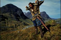 Connor MacLeod of the Clan MacLeod Highlander the Movie