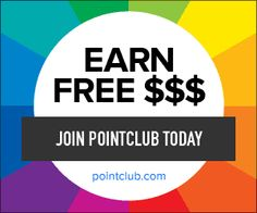 Earn Money with PointClub! Free Games, Activities & More!