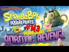 Spongebob Squarepants Game Full Episodes Monster 3 - Plankton's Robotic ...