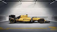 Galería de fotos · Los nuevos colores del RS16 de Renault  #F1 #Formula1 #AusGP