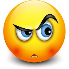 Did a friend's comment make you feel weary? Smileys Gif, Animated Emoticons, Funny Emoticons, Animated Smiley Faces, Emoticon Faces, Funny Emoji Faces, Images Emoji, Emoji Pictures, Wütender Smiley
