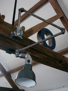 1. Mek-Elek Machinist Lamp