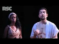 Royal Shakespeare Company - Julius Caesar, Act 2 Scene 2 - stage scene - NY
