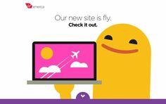 Virgin America | httpster.net