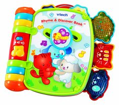 Amazon.com: VTech - Rhyme and Discover Book: Toys & Games