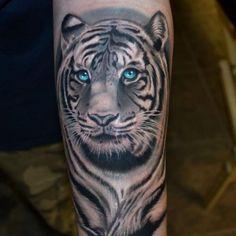 99 Top Tiger Tattoos of 2017 - Wild Tattoo Art