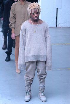 Kanye West x Adidas Originals Yeezy Season 1 RTW Fall 2015