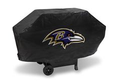 Baltimore Ravens Deluxe Barbaque Grill Cover