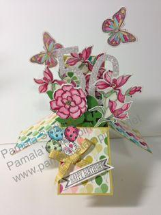 card in a box - front -  Pamala Smith (Cumming, GA USA)