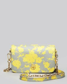 1f2684f7128 Tory Burch Mini Robinson printed bag